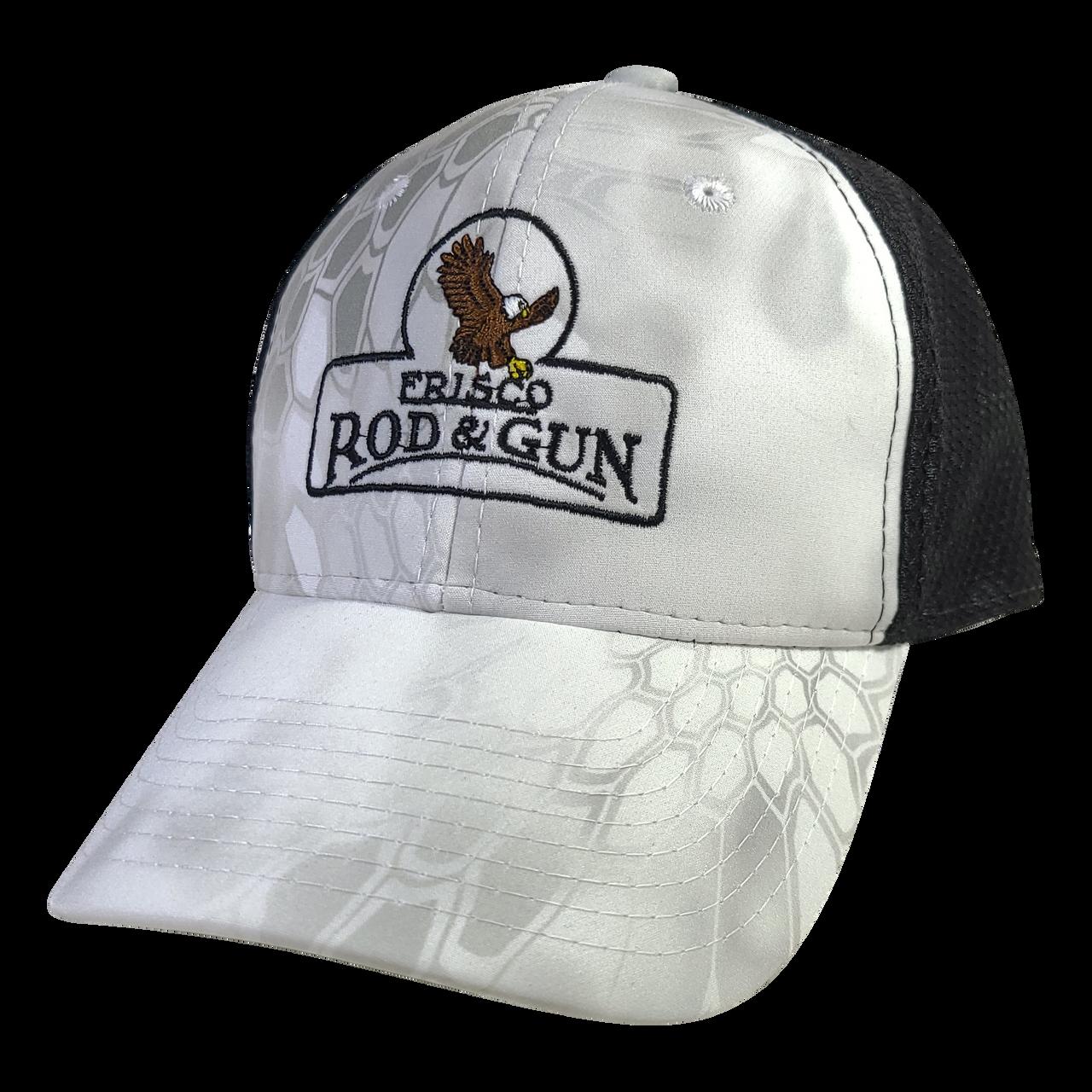 Frisco Rod & Gun Cap White Kryptek