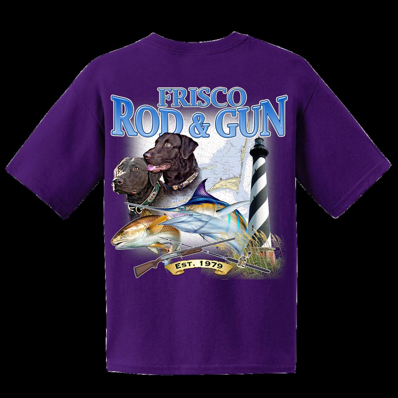 SST-Kids-2Dogs-Gildan_2000B-Purple-Back