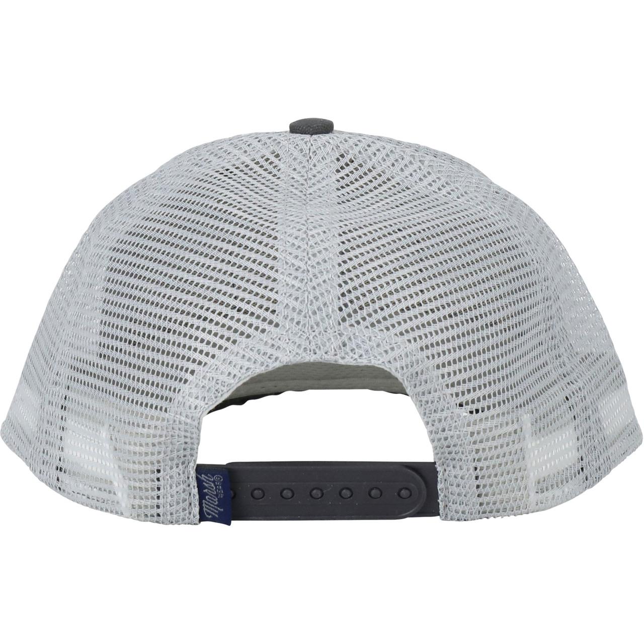 Marsh Wear MWC1029 Speckled Trucker Hat Jalapeno Green - Back