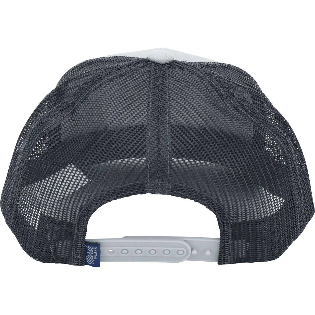 Marsh Wear MWC1036 Sunset Marsh Hat Cloud Grey - Back