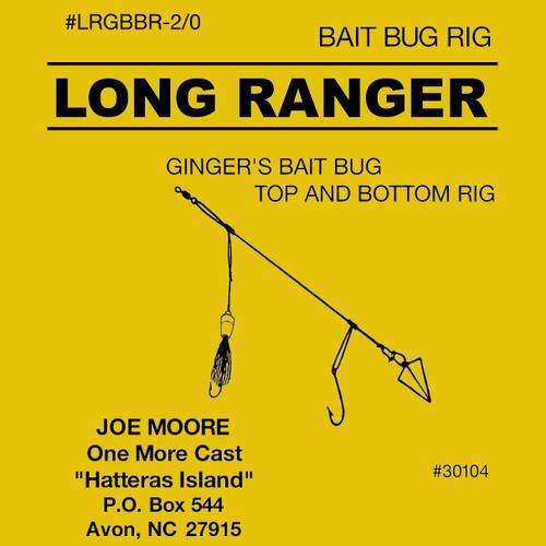 One More Cast - Ginger Bait Bug Rig 2/0