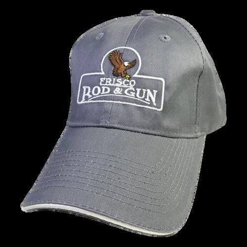 Frisco Rod & Gun Cap Charcoal