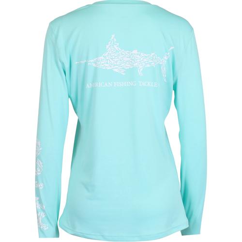 Aftco-W61108-MNT-LS-Womens-Jigfish-Performance-Shirt