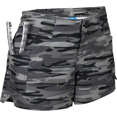 Aftco-W304-BLCAM-Womens-Mercam-Shorts