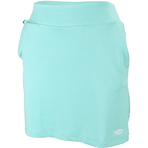 Aftco-WSK101-MNTH-Womens-Fantail-Skort-Angled