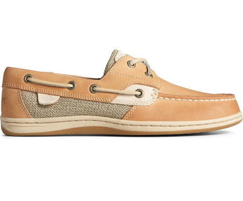 SPERRY STS95589 Womens Koifish Boat Shoe Linen Oat - Sidw
