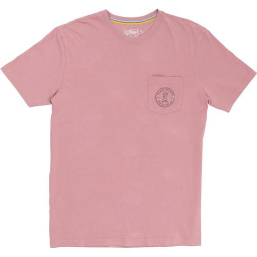 Marsh Wear MWT1015 Shuck Local SS T-Shirt Terracotta - Front