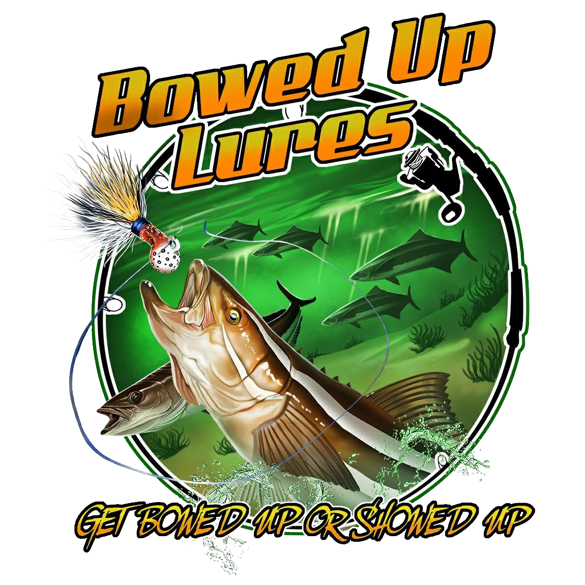 Bowed Up Lures
