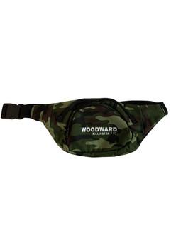 Woodward Killington Logo Camo Fanny Pack