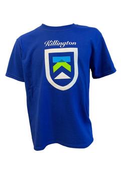 Killington Logo Youth Shield T-Shirt