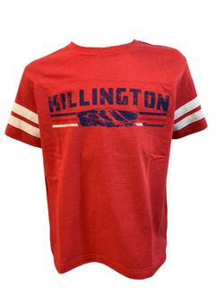 Killington Logo Youth Football Jersey T-Shirt
