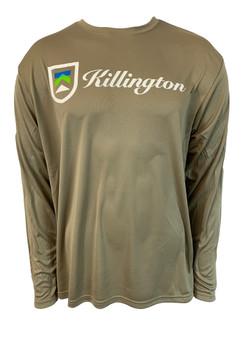 Killington Logo Performance Long Sleeve Tee