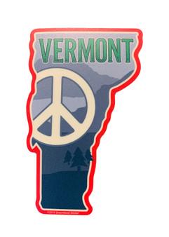 Killington Logo Vermont Sticker