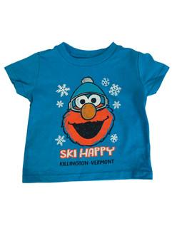 Killington Logo Toddler Ski Happy T-Shirt