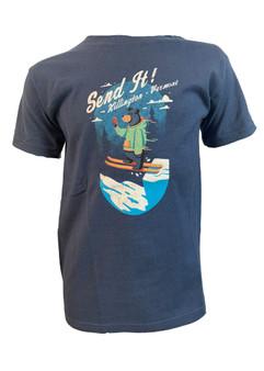 Killington Logo Youth Ski Bear T-Shirt
