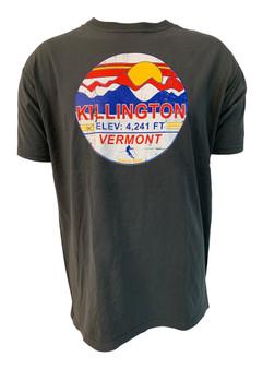 Killington Logo Retro Scene T-Shirt