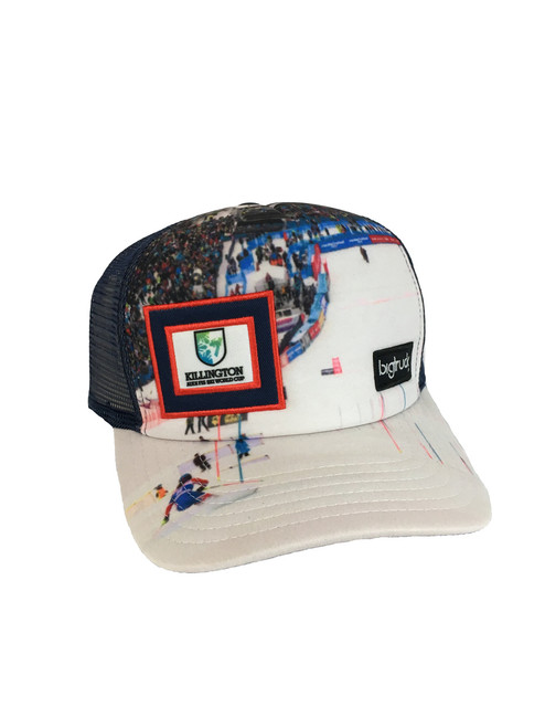 Killington World Cup Sublimated Racer Hat (50% OFF)