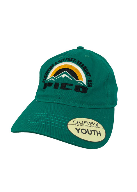 Pico Logo Youth Rookie Hat