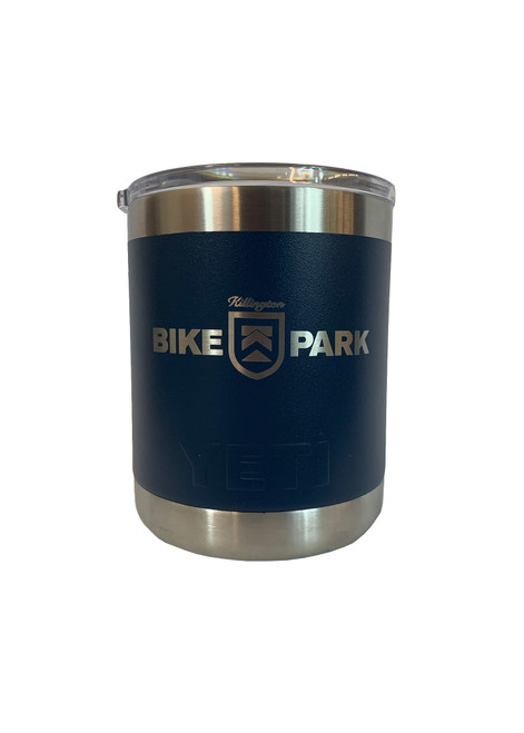 Killington Bike Park Logo YETI Rambler 10oz Lowball