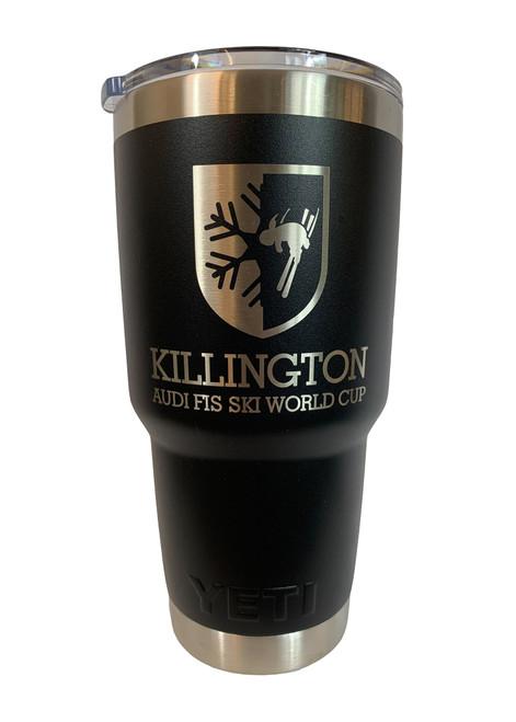 Killington Cup Logo YETI Rambler 30oz Tumbler