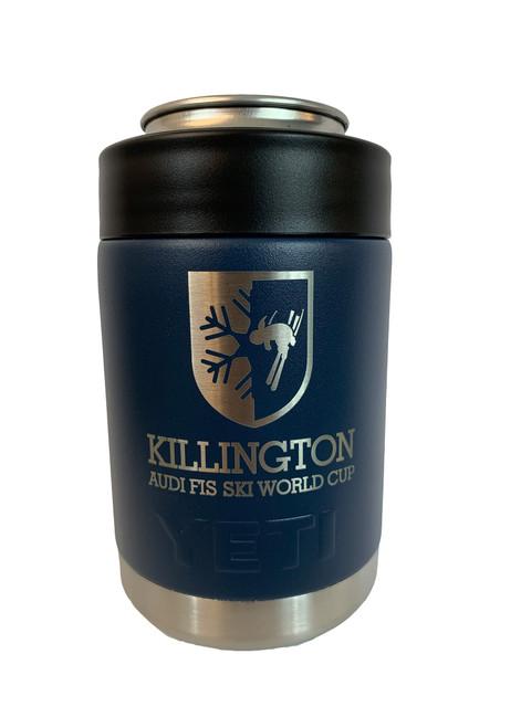 Killington Cup Logo YETI Rambler 12oz Colster