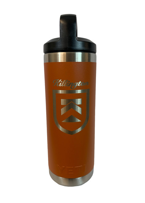 Killington Logo YETI Rambler 18oz Bottle