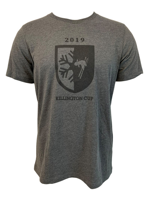 Killington Cup Logo Badge Logo 2019 T-Shirt (50% OFF)