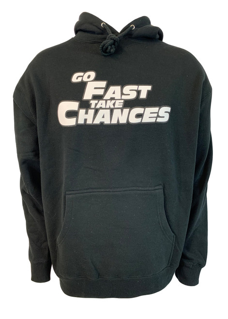Killington Cup Logo Go Fast Take Chances Hoodie (50% OFF)