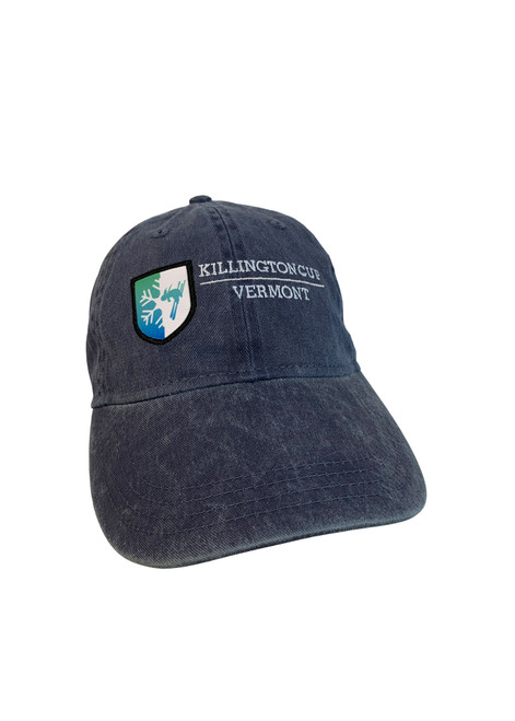 Killington Cup Logo Denim Dad Hat (50% OFF)
