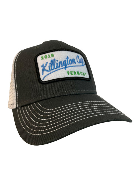 Killington Cup Logo Sideline Patch Logo Hat