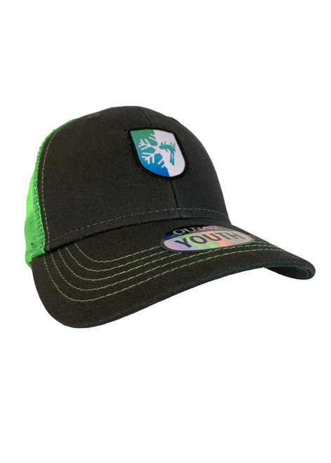 Killington Cup Logo Youth Sideline Trucker Hat
