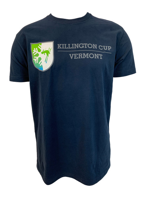 Killington Cup Logo Vermont T-Shirt