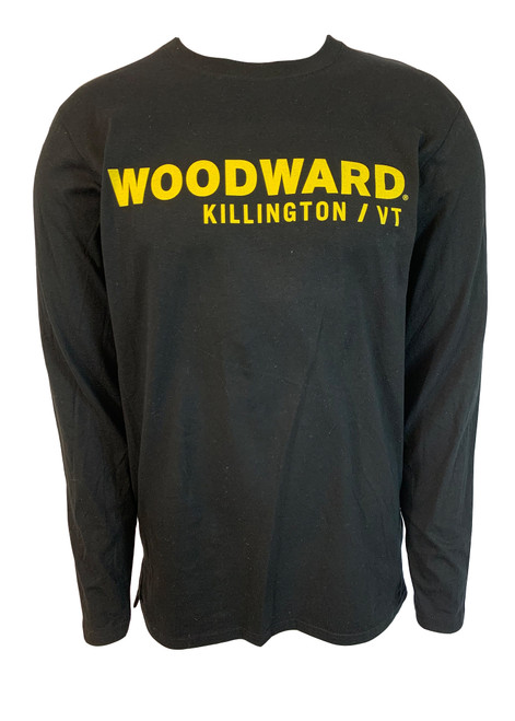 Woodward Killington Logo Long Sleeve Tee