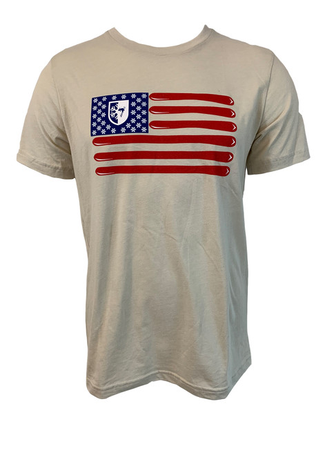 Killington Cup Logo Flag T-Shirt (50% OFF)