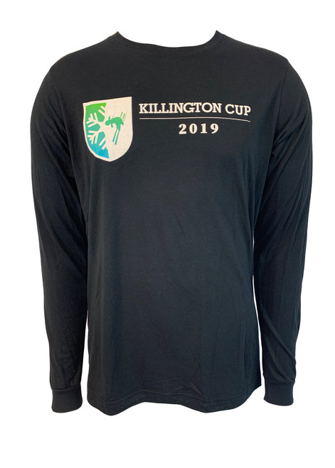 Killington Cup Logo Poly-Blend Long Sleeve Tee (50% OFF)
