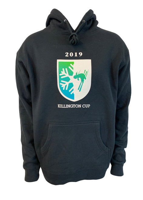 Killington Cup Logo Badge Hoodie