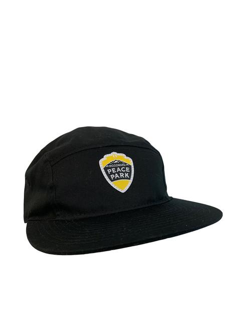 Woodward Peace Park Logo 5 Panel Hat
