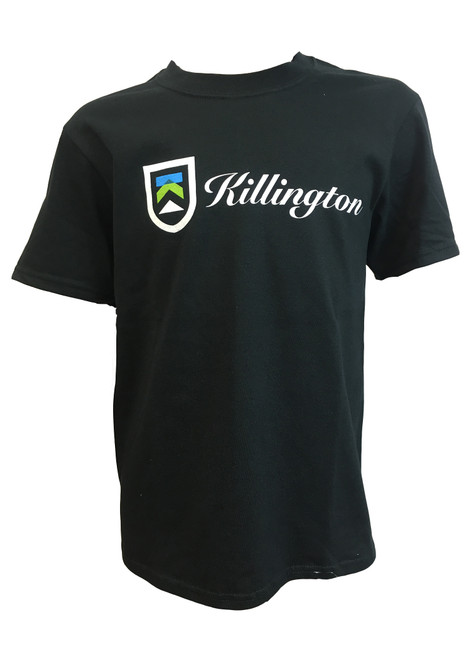 Killington Logo Youth Script T-Shirt