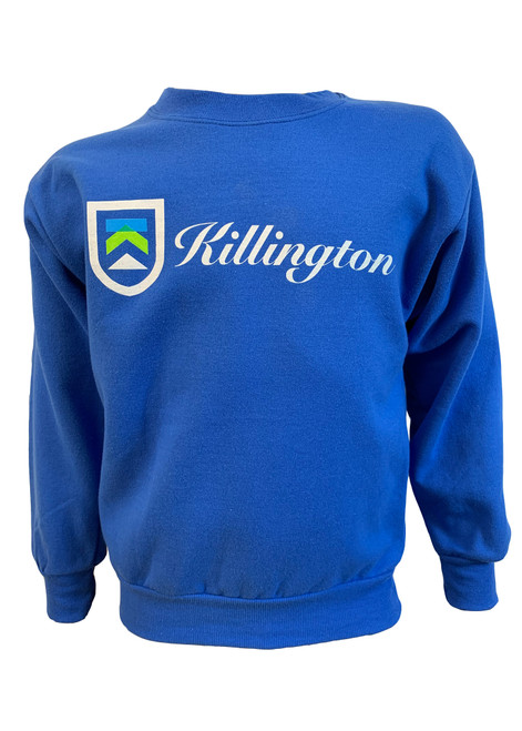 Killington Logo Youth Crewneck Sweatshirt
