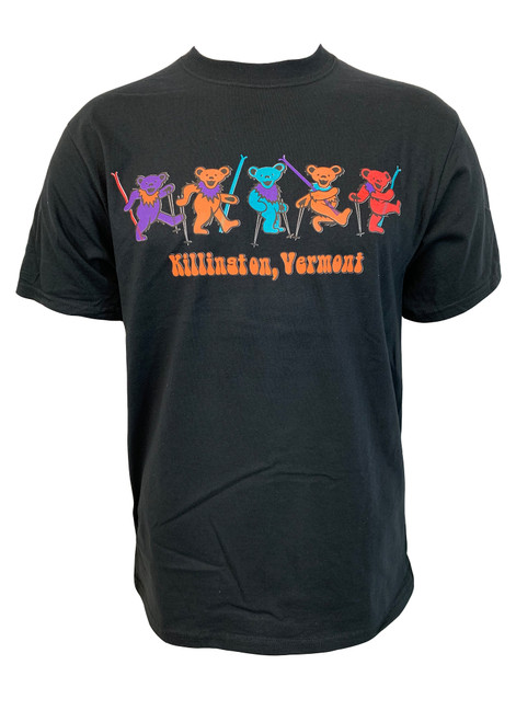 Kilington Logo Grateful Bears T-Shirt