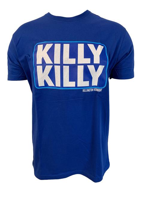 """Killington Logo """"Killy Killy"""" T-Shirt"""