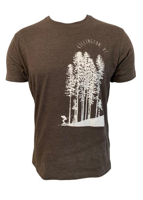 Killington Logo Into The Pines T-Shirt