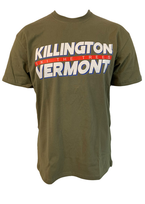 Killington Ski The Trees T-Shirt