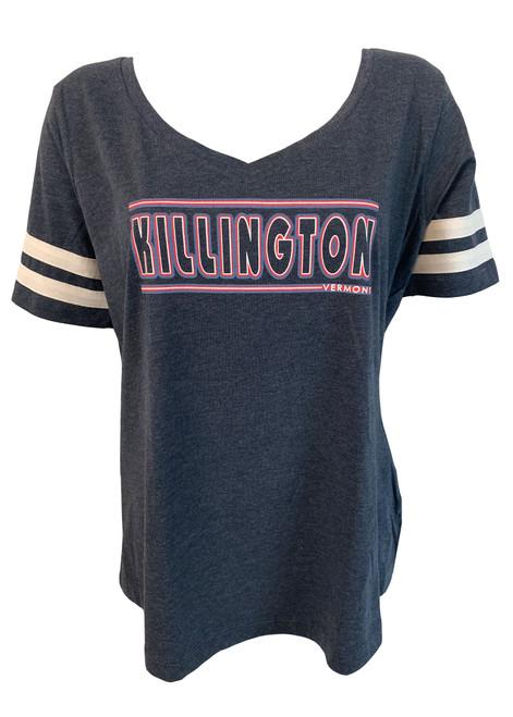 Killington Logo Women's Spirit T-Shirt