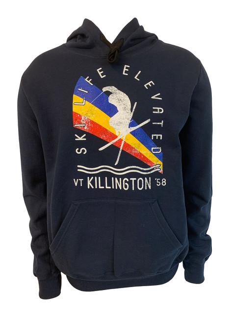 Killington Logo Ski Life Hoodie