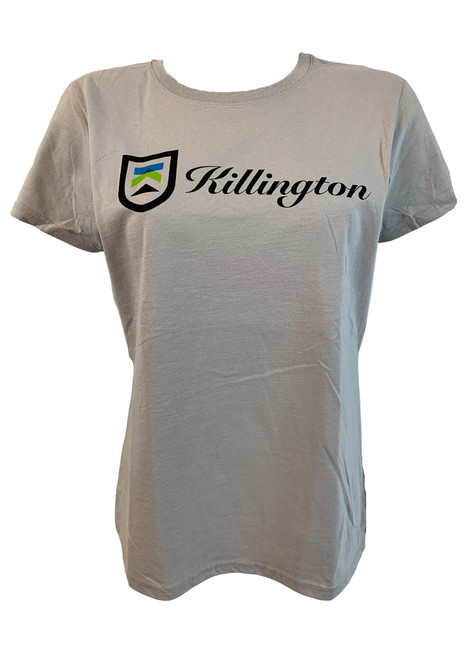 Killington Logo Women's Front Logo T-Shirt