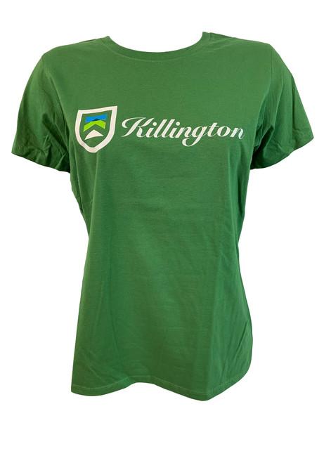 Killington Logo Women's Front Logo T-Shirt