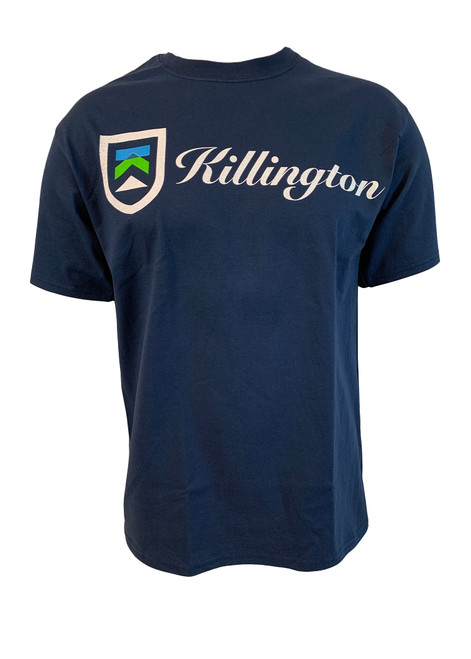 Killington Logo Full Script T-Shirt