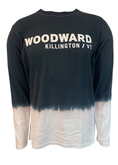Woodward Killington Logo Color Fade Long Sleeve Tee