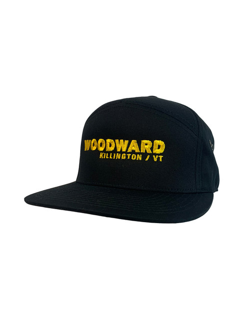 Woodward Killington Logo 7 Panel Hat